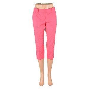 Ann Taylor Capris 4 Pink